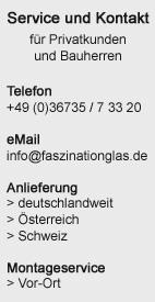 Kontaktdaten Glasatelier Schlieker